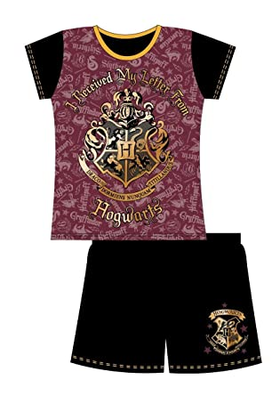 3b4b2b9476 Harry Potter Kids Childrens Boys Girls Pyjamas Shorties