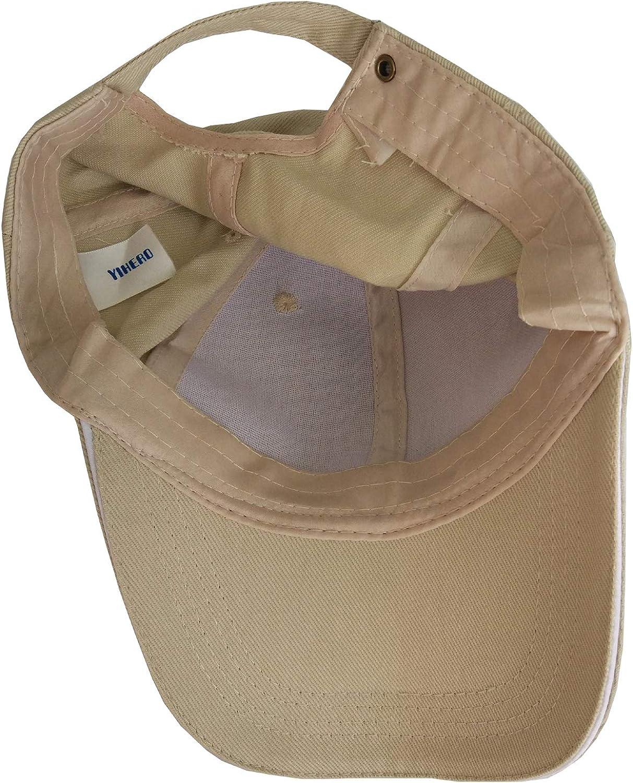 Childrens Baseball Cap Cotton Classic hat Baseball Cap YIHERO Womens Sun hat