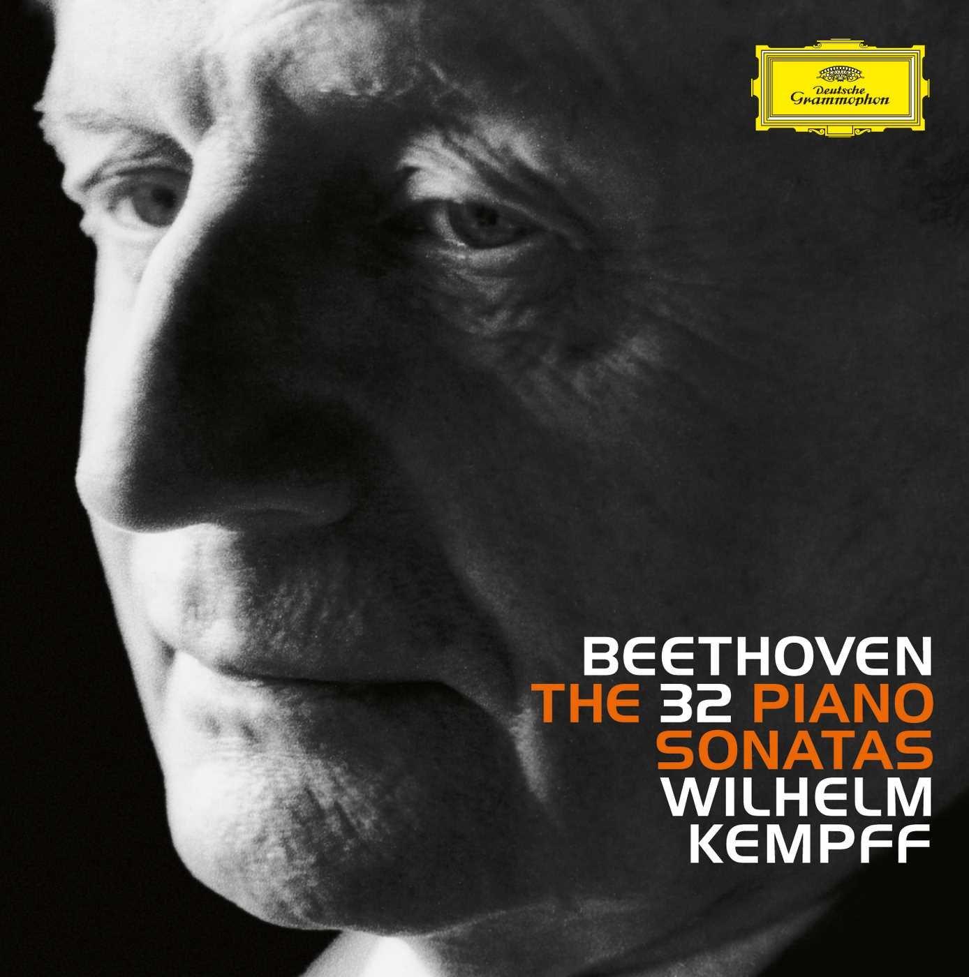 Beethoven: Complete Piano Sonatas Nos. 1-32 by DEUTSCHE GRAMMOPHON, BOX CLASSICA, MUSICA DA CAMERA, SOLO, CLASSICO,