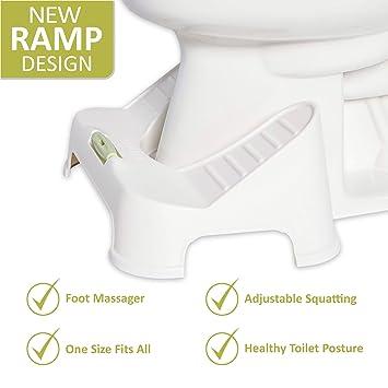 nadialabs turbo stool turbo bathroom toilet stool amazon co uknadialabs turbo stool \u2013 turbo bathroom toilet stool