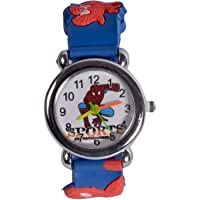 Swadesi Stuff Analogue White Dial Kids Watch for Boys & Girls