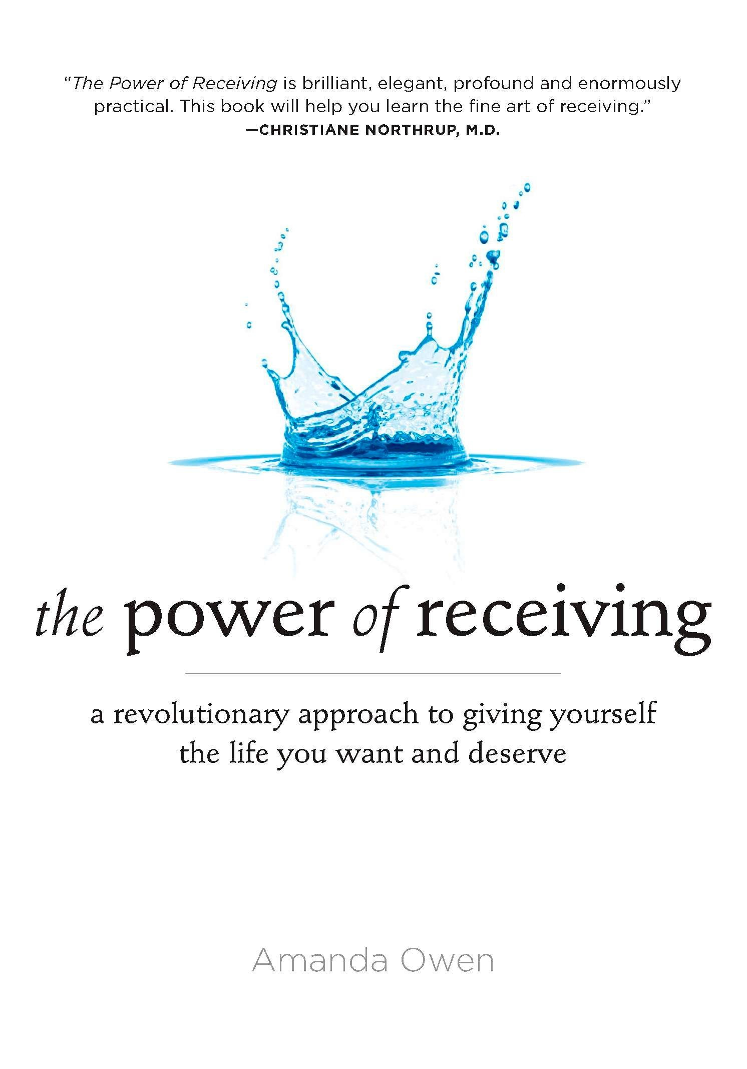 amazon the power of receiving a revolutionary approach to giving