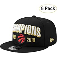 Toronto Raptors 2019 NBA Finals Champions Side Patch 9FORTY Adjustable Hat