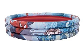 Piscina Hinchable Spiderman: Amazon.es: Juguetes y juegos