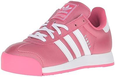 b23752fb Amazon.com | adidas Originals Samoa Sneaker (Little Kid/Big Kid ...
