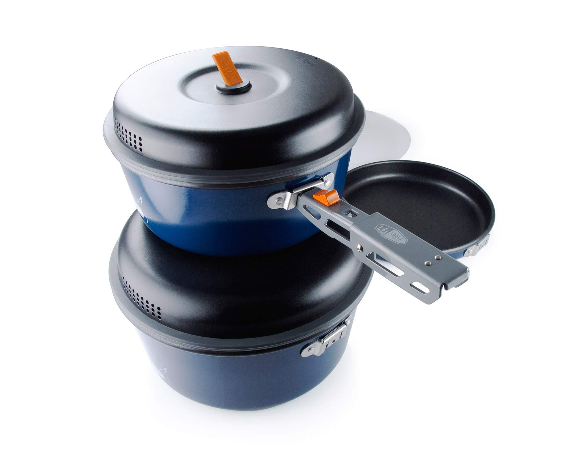 GSI Outdoors - Bugaboo Base Camper, Superior Backcountry Cookware Since 1985, Medium by GSI Outdoors