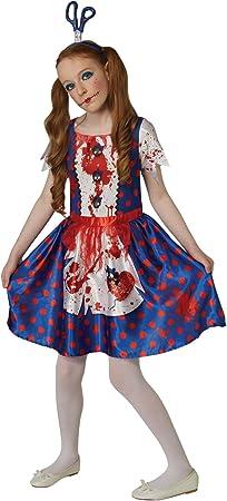 Rubies - Disfraz de muñeca de trapo para Halloween: Amazon.es ...