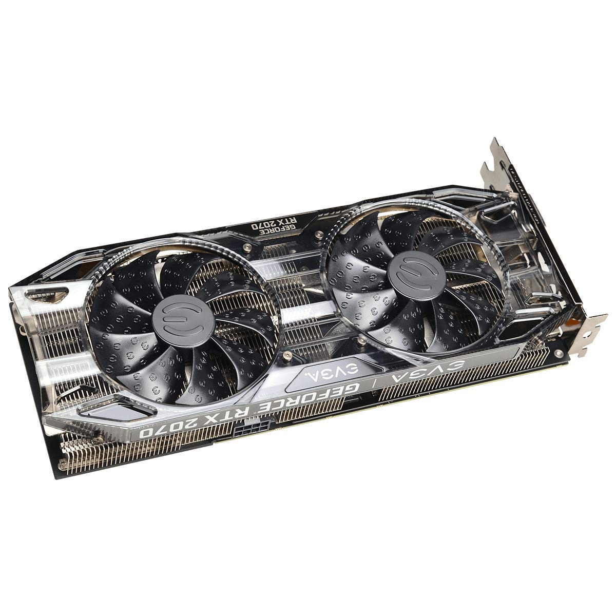 EVGA GeForce RTX 2070 Black Gaming,8GB GDDR6, Dual HDB Fans Graphics Card 08G-P4-1071-KR by EVGA (Image #6)