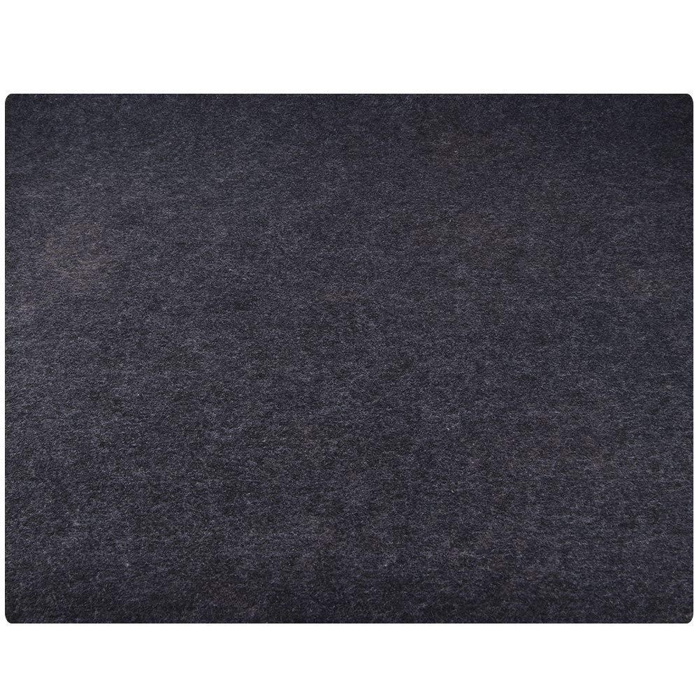 Garage Floor Mat (36''x 72''), Premium Absorbent Garage Floor Oil Mat – Reusable – Oil Pad Contains Liquids, Protects Garage Floor Surface
