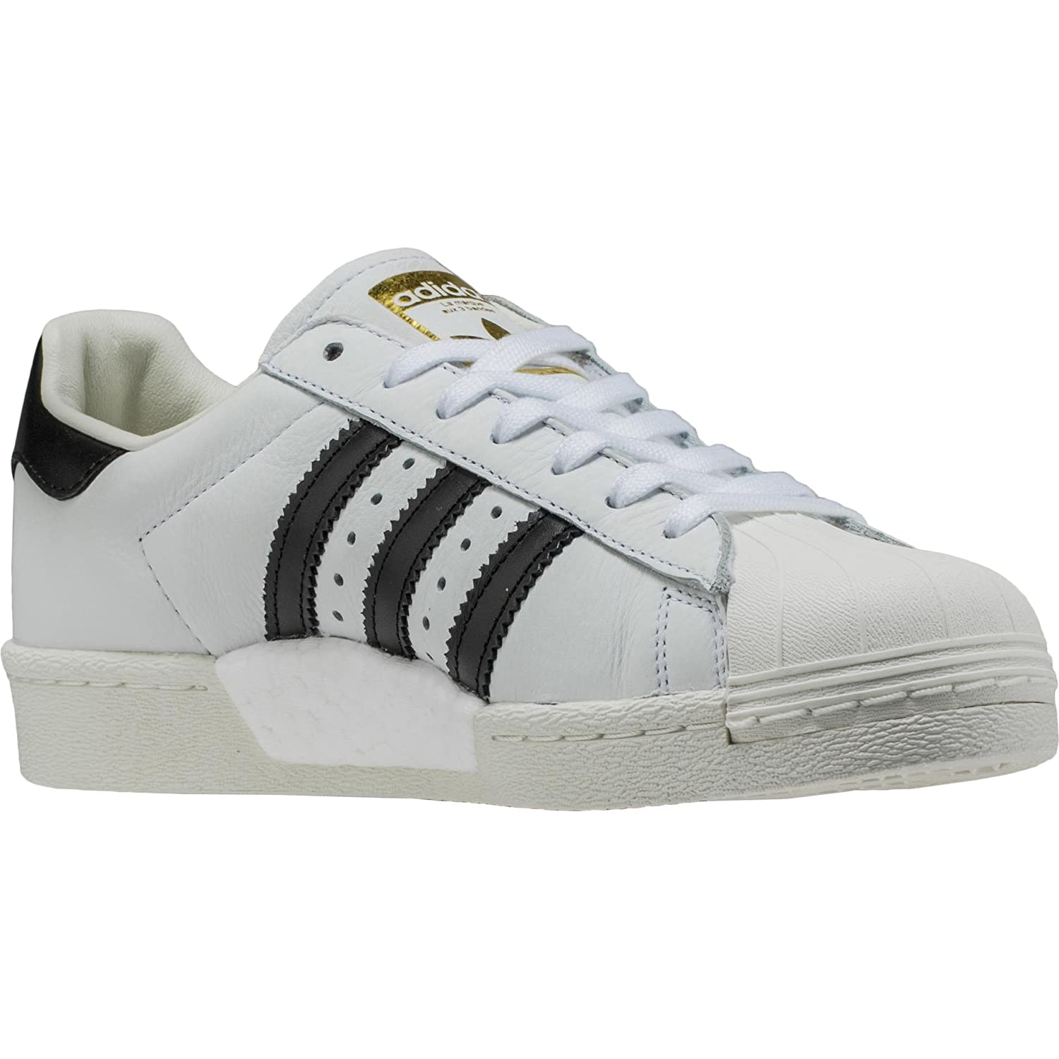 adidas Originals Herren Sneakers Superstar Ray Blue S75881 Ftwwht cblack goldmtbb0188