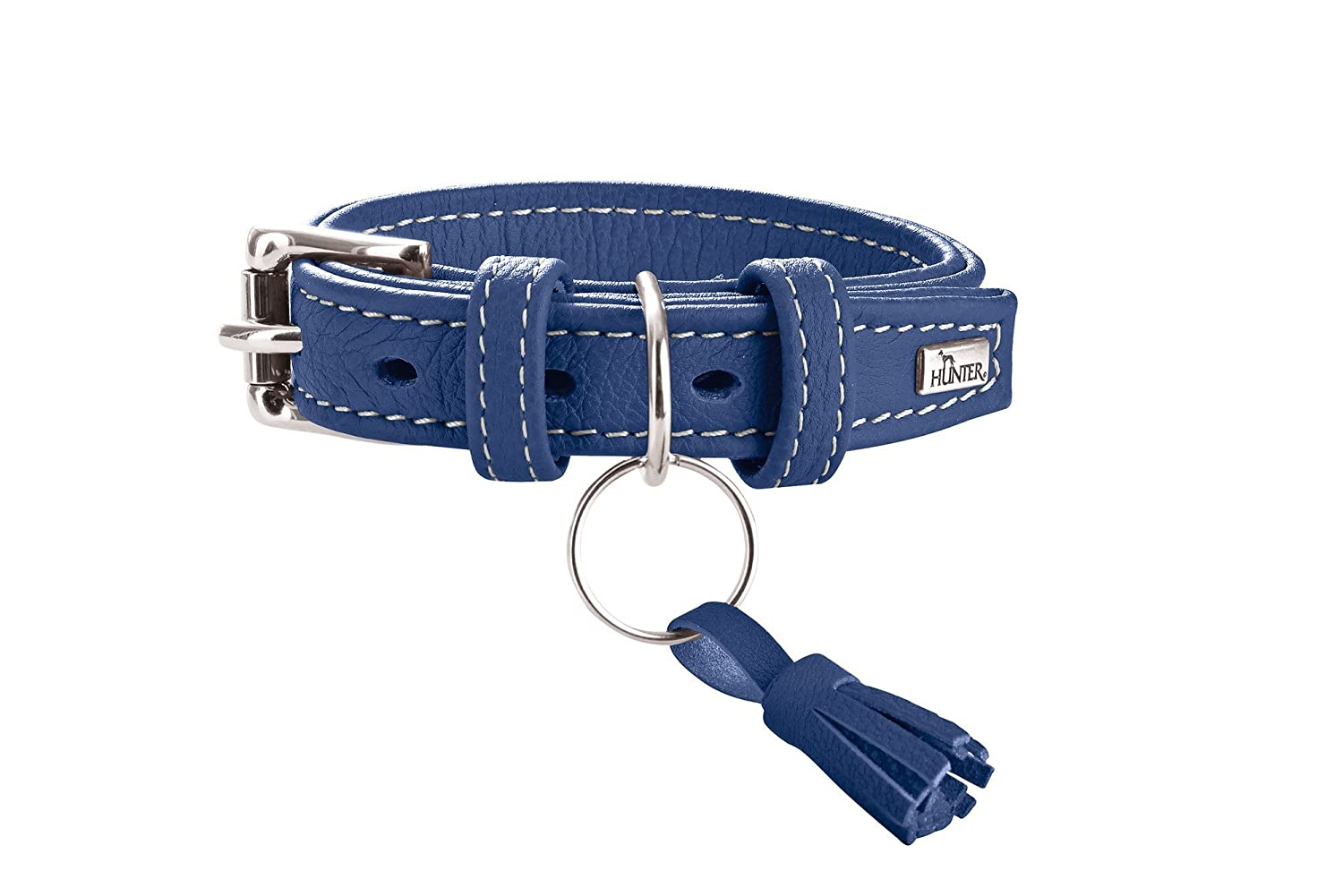 Hunter HT63305 Cannes Leather Collar, One Size