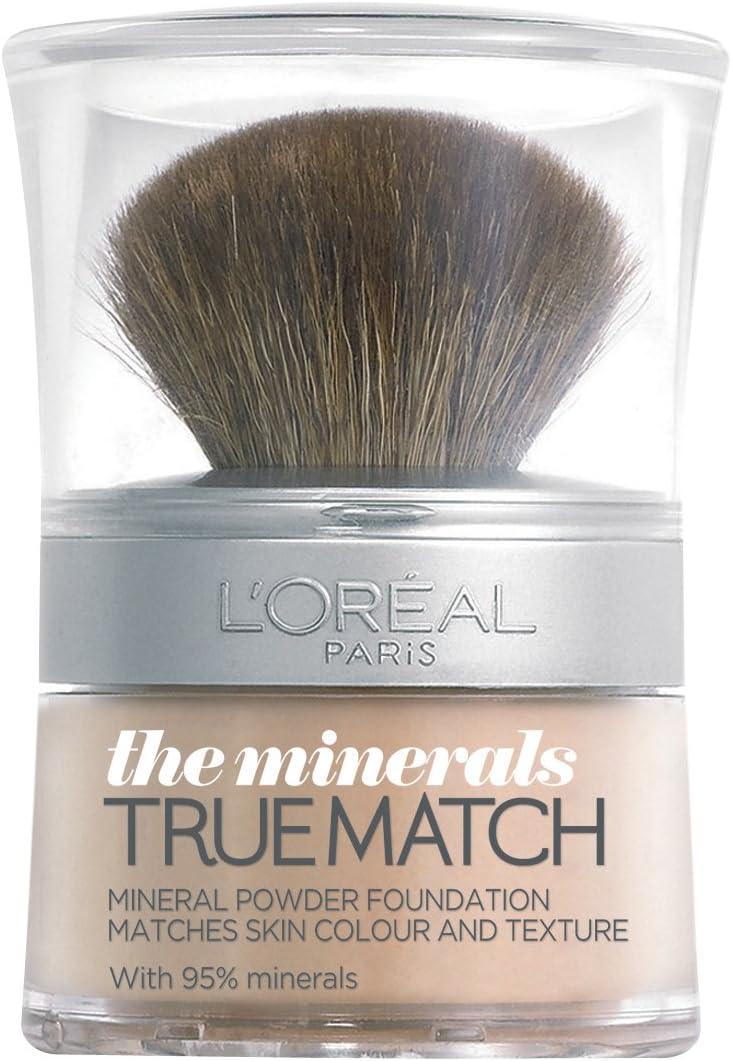 True Match Minerals de L'Oréal Paris