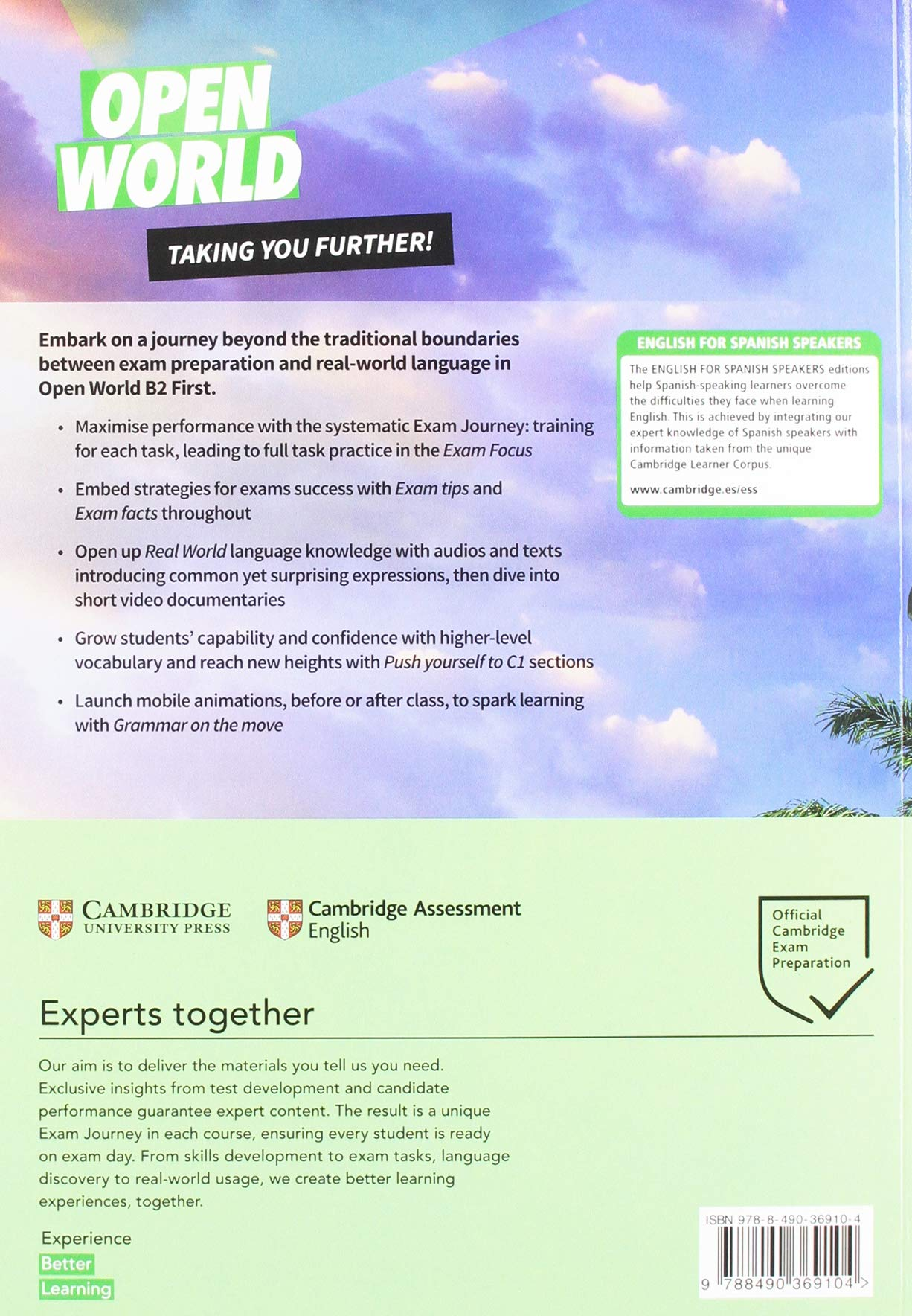 Open World First Self-study Pack Students Book with answers and Workbook with answers and Class Audio: Amazon.es: Cosgrove, Anthony, Hobbs, Deborah, Wijayatilake, Claire: Libros