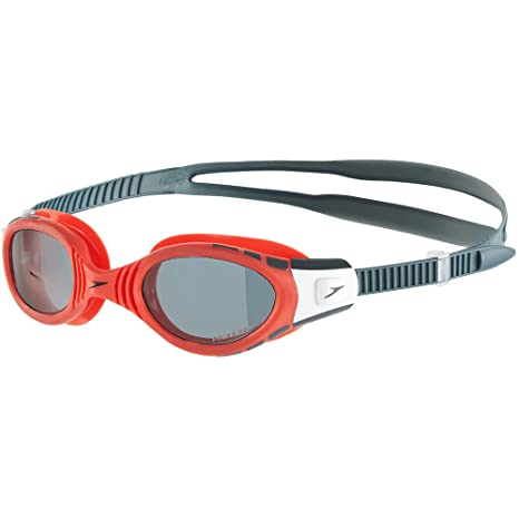 ecb4cfba1e3 Amazon.com   Speedo Futura Biofuse Polarized Goggle   Sports   Outdoors