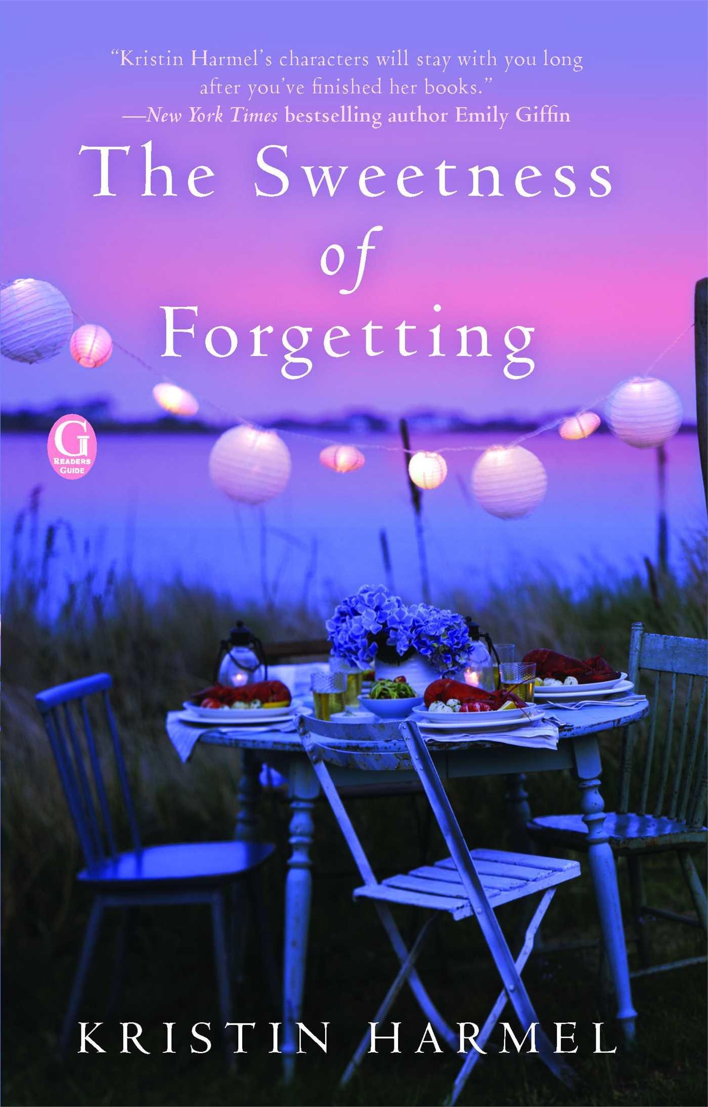 Sweetness Forgetting Kristin Harmel