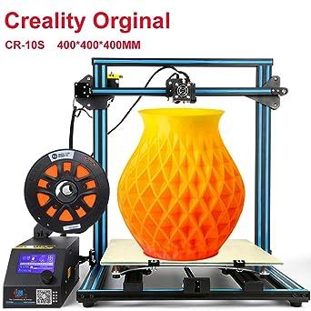 Creality 3D CR-10 S4 Impresora 3D con monitor de filamento, eje Z ...