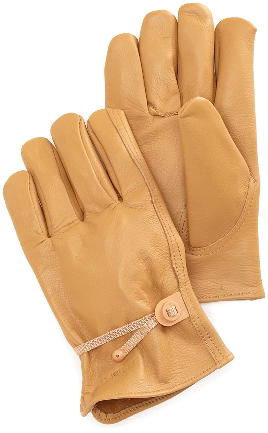 Carhartt Mens Full Grain Leather Driver Work Glove Carhartt Mens Gloves