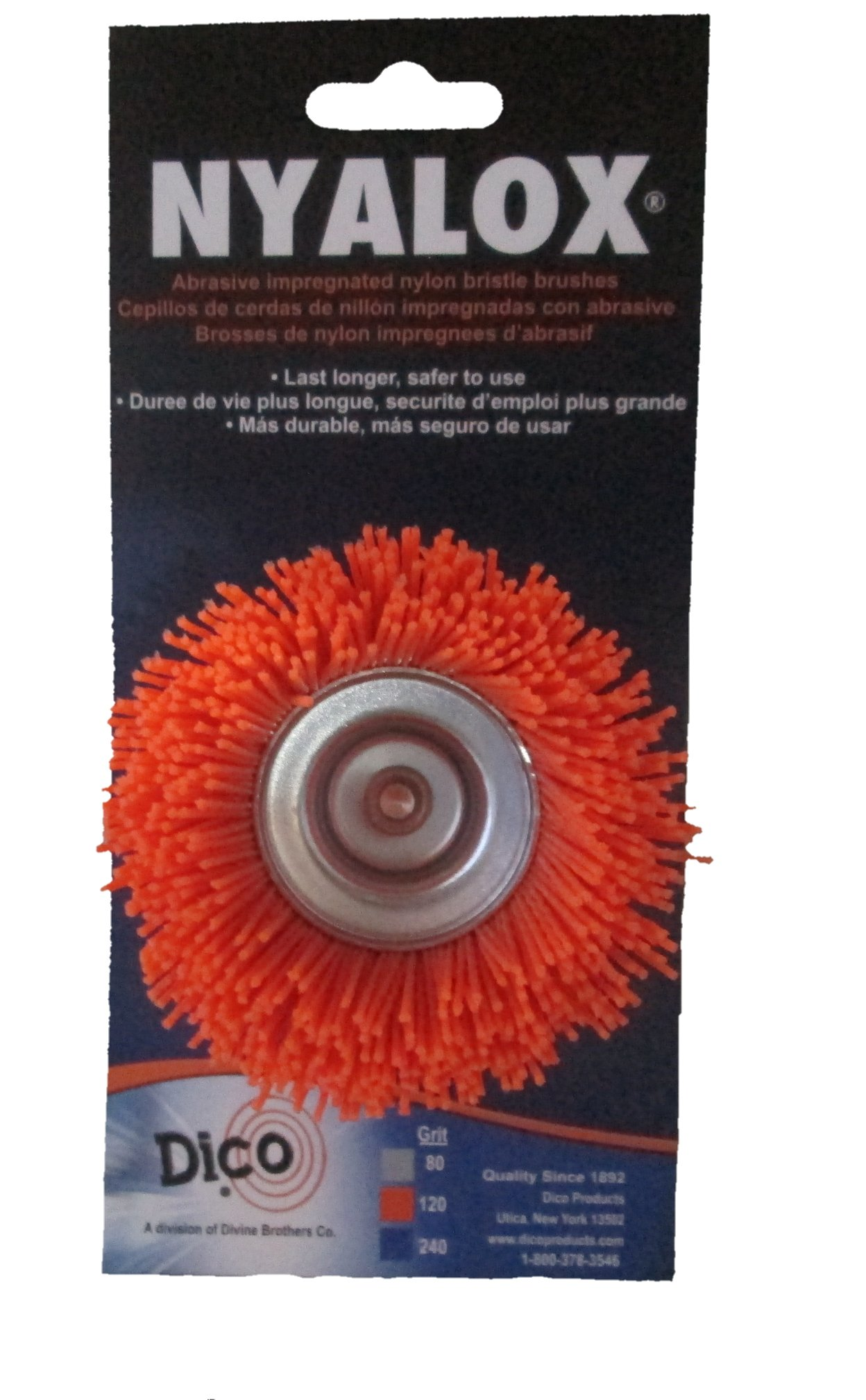 Best Rated in Abrasive Brushes   Helpful Customer Reviews - Amazon.com ef3ce0f74376