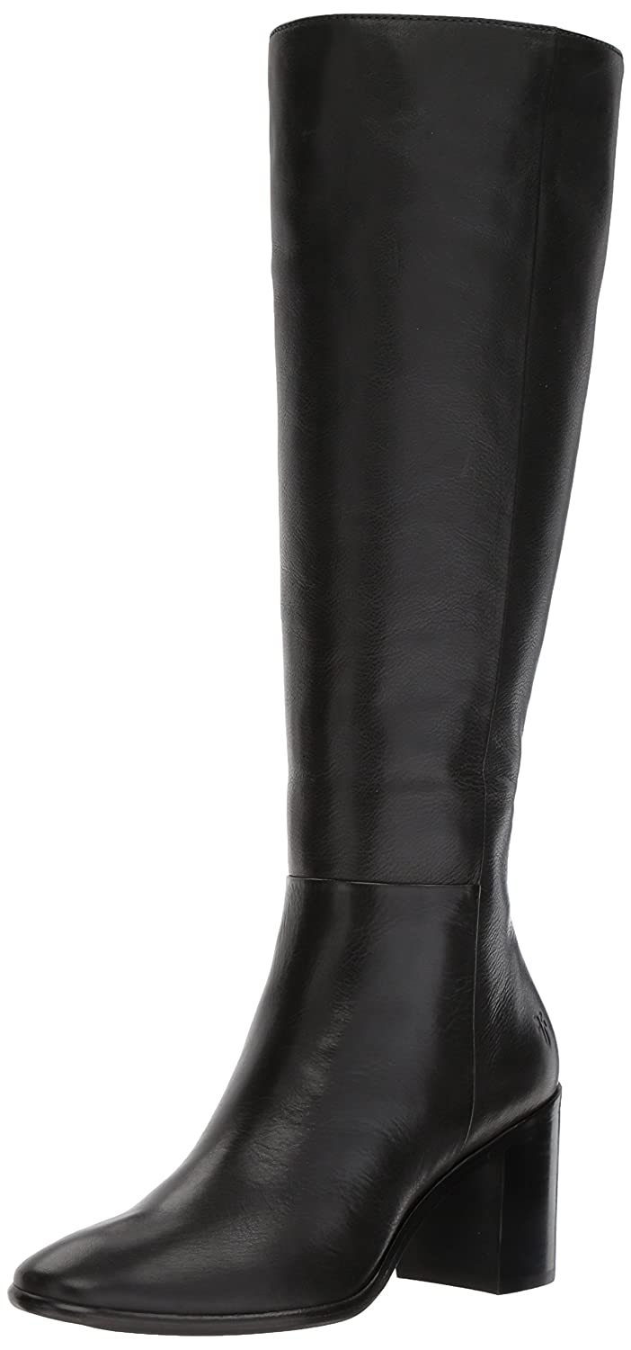 FRYE Women's Julia Tall Inside Zip Slouch Boot B01MV4VFXO 9 B(M) US|Black