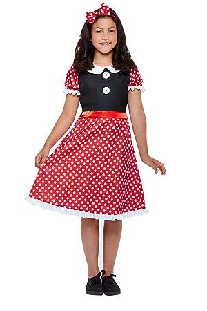 Smiffys 47767L - Disfraz de ratón para niña: Amazon.es: Juguetes y ...