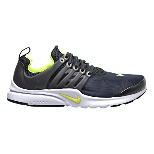 d8866cdcb0e4 Nike Air Presto (GS) Big Kid s Shoes Black Volt White 833875-071 (7 M US)   Buy Online at Low Prices in India - Amazon.in