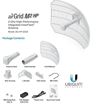 Airgrid m2 hp инструкция
