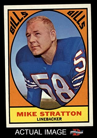 Image result for mike stratton football card
