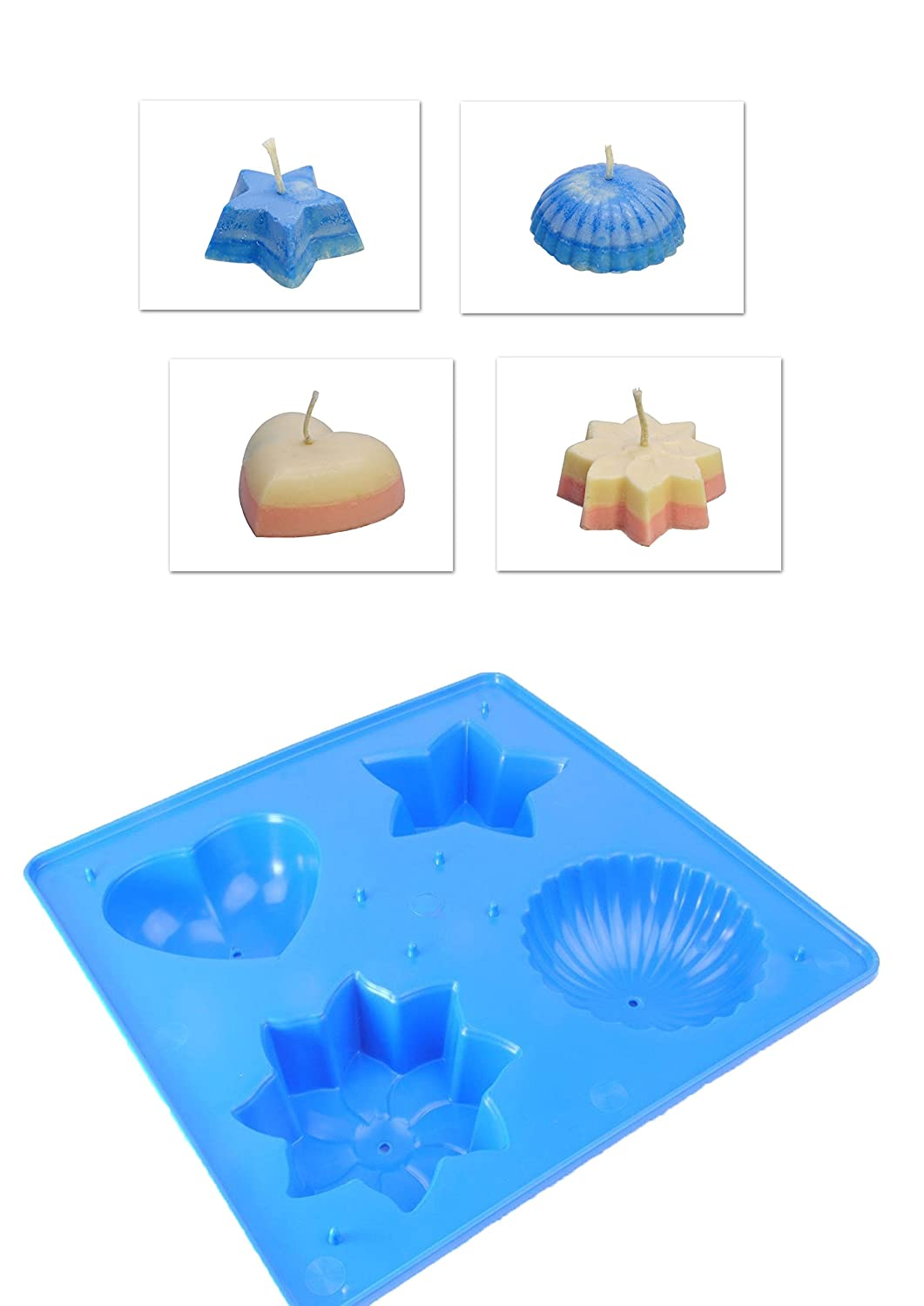 Candle/Chocolate/Soap Moulding Tray Linic