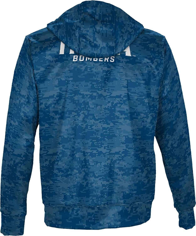 Digi Camo ProSphere Ithaca College Mens Pullover Hoodie School Spirit Sweatshirt
