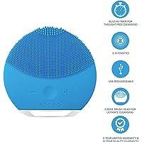 FOREO Luna Mini 2 Facial Cleansing Brush, Aquamarine, 204g