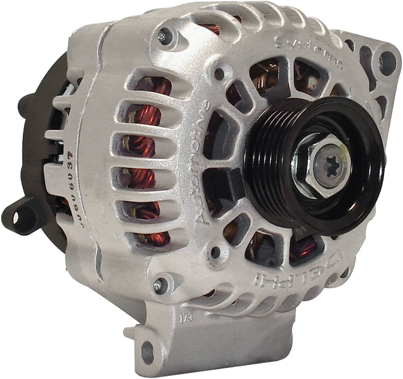 ACDelco 334-2522A Professional Alternator, Remanufactured