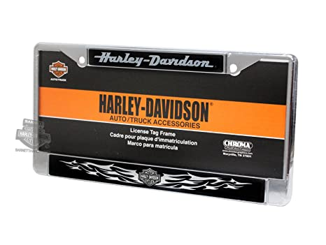 Harley Davidson Tool Box Official Licensed Metal Plastic Orange