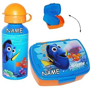 "/"" lustiges Faultier /"" BPA frei Set: XL mi Brotdose Tritan Trinkflasche"