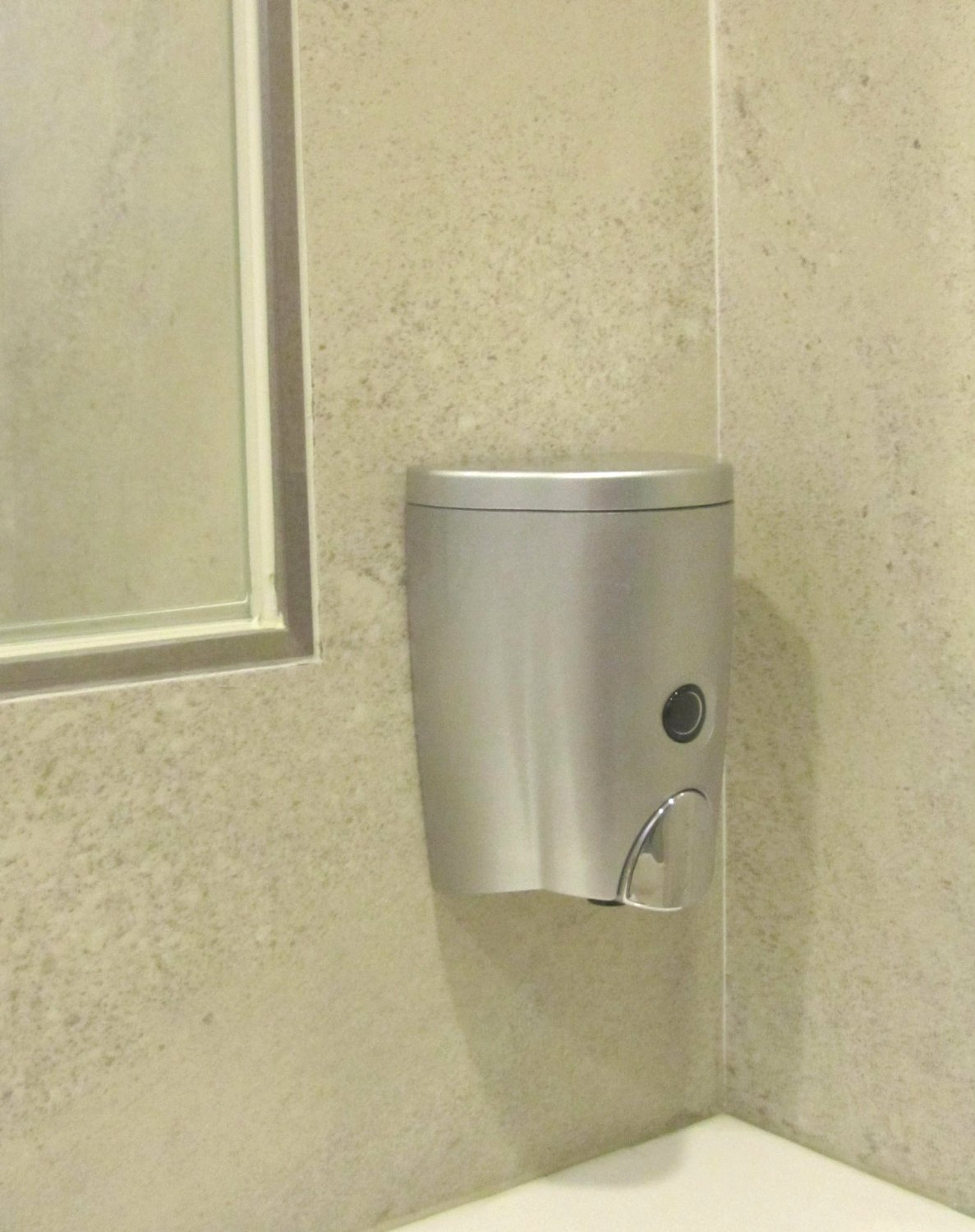 Amazon.com: Dispensador De Jabon Liquido De Pared Manual - Para ...