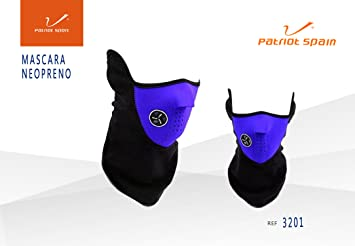 MASCARA BRAGA NEOPRENO POLAR IDEAL SNOW ESQUI MOTO RUNNING CICLISMO