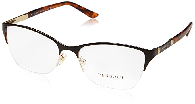 197760474969 Amazon.com  Versace Women s VE1218 Eyeglasses 53mm  Shoes