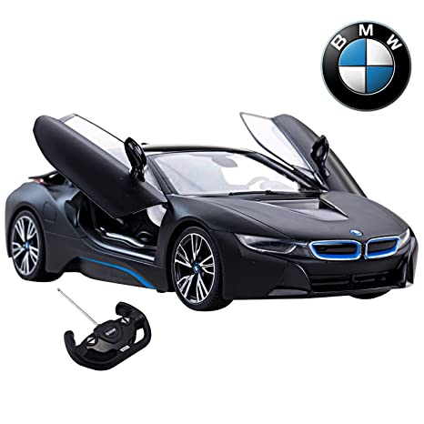Amazon Com Tar Heel Marketplace Matt Black Elegant 1 14 Scale Bmw
