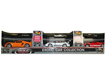 Msz 3 Pack Exotic Cars Collection Lotus Exige S