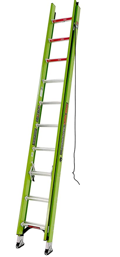 Little Giant Ladder Systems 17720 Ext HyperLite 20\' Type IA ...