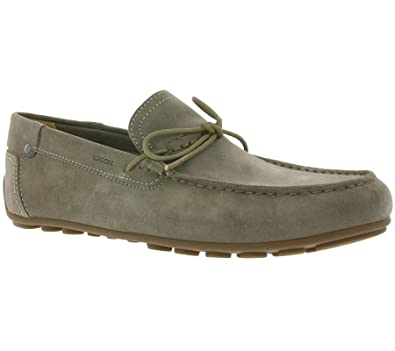 c28c684b2d89 Geox Men s Mgiona3 Dove Grey Shoe