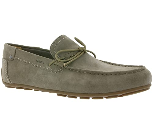 Geox Mens Mgiona3 Dove Grey Shoe