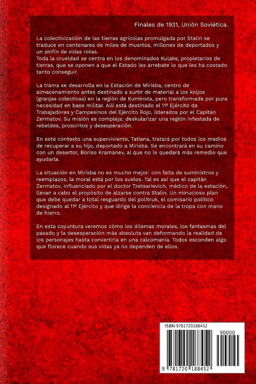 Infierno Rojo: Mirisba