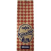 Cafés AMADOR - Café en GRANO Natural Arábica - BRASIL PINHAL (2x250g) 500g