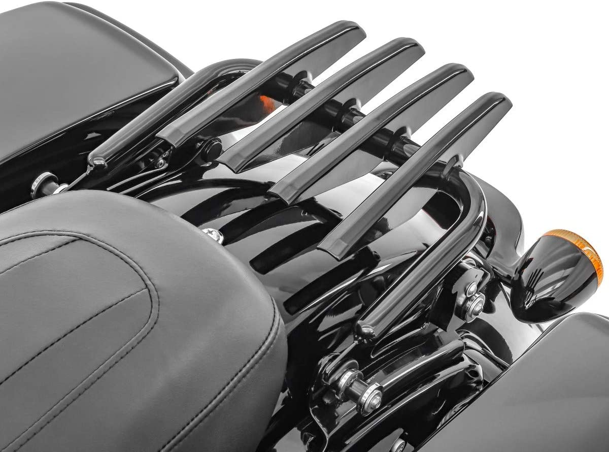 Porte-Bagages Stealth Detachable pour Harley Davidson Road King Special 17-20 n.