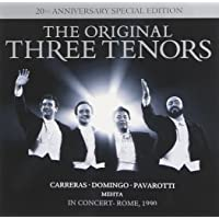Original Three Tenors 20Th Anniversary