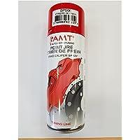 Peinture aérosol étriers de Frein Rouge AMT 330 ml