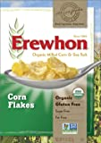 Erewhon Organic Corn Flakes Cereal 11 Oz (Pack of 2)
