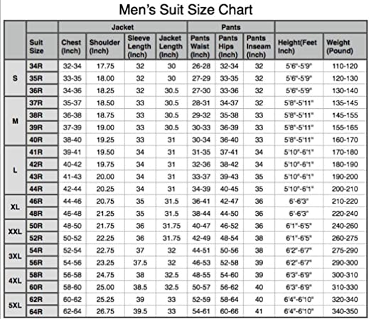 YBang Men's Business Suit Checked Single Breasted Collar
