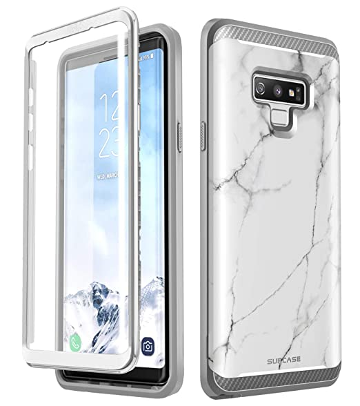 uk availability 2e9fd e11d0 Samsung Galaxy Note 9 Case, SUPCASE [UB Neo Series] Full-Body Protective  Dual Layer Armor Cover with Built-in Screen Protector for Samsung Galaxy  Note ...