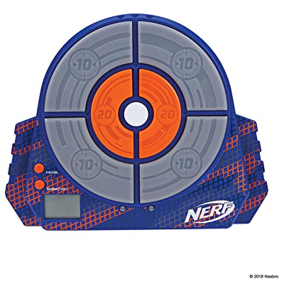 NERF NER0156 Elite Digital Target Game, Multi: Toys & Games